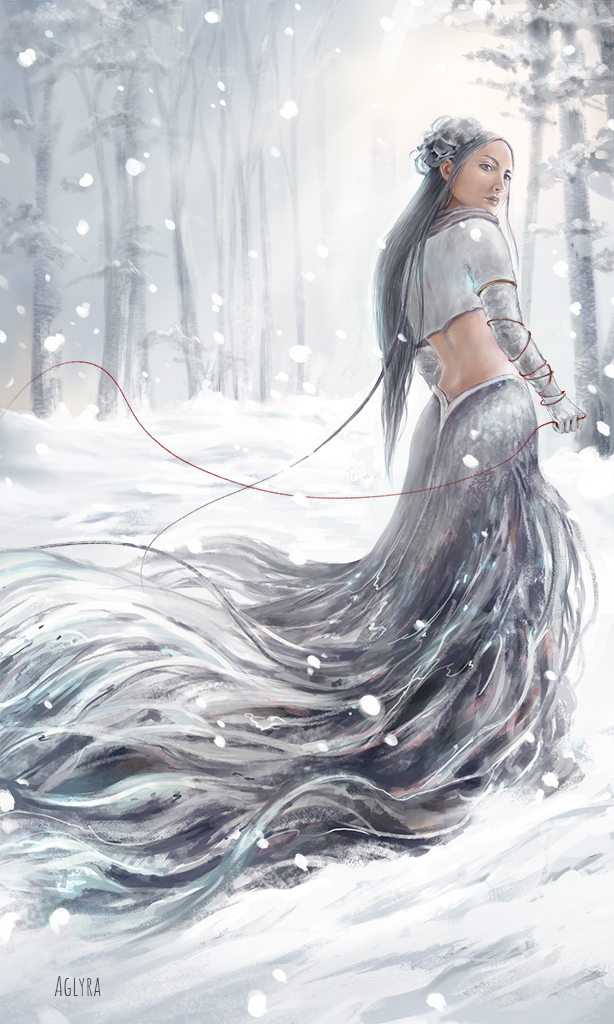 Winter's Serenade by Aglyra