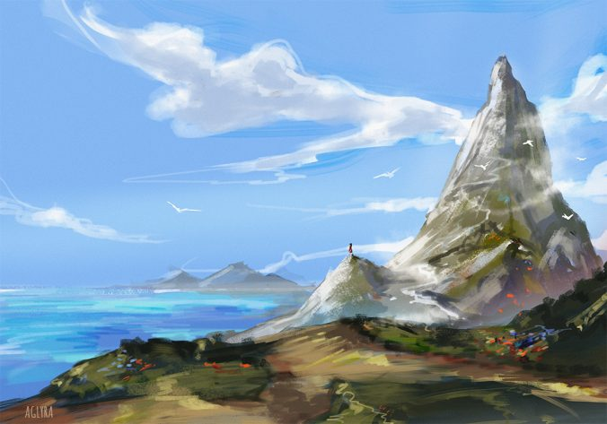 Vacation Spot by Aglyra